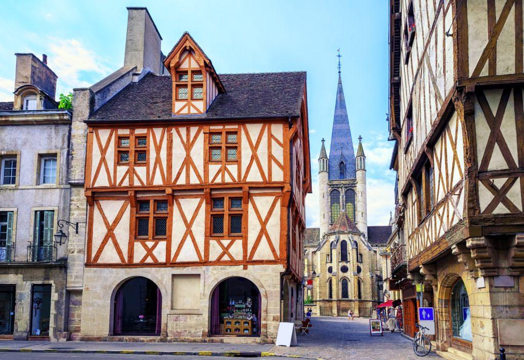 Dijon, Capital of Burgundy (and Mustard)   BLUE HARE MAGAZINE on gustave eiffel,