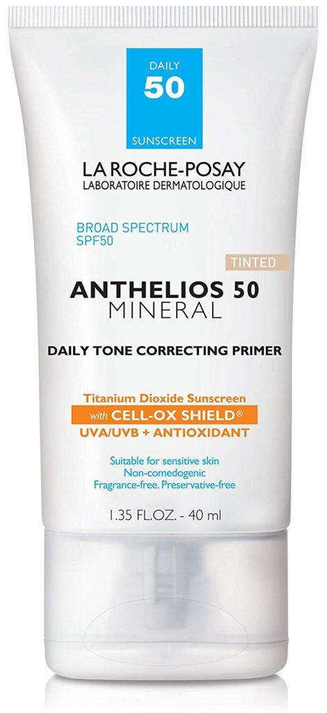 LaRoche Posay Anthelios sunscreen SPF 50