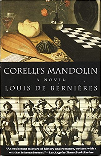 Book cover Corelli's Mandolin