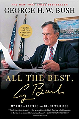 Book of letters by George H.W. Bush