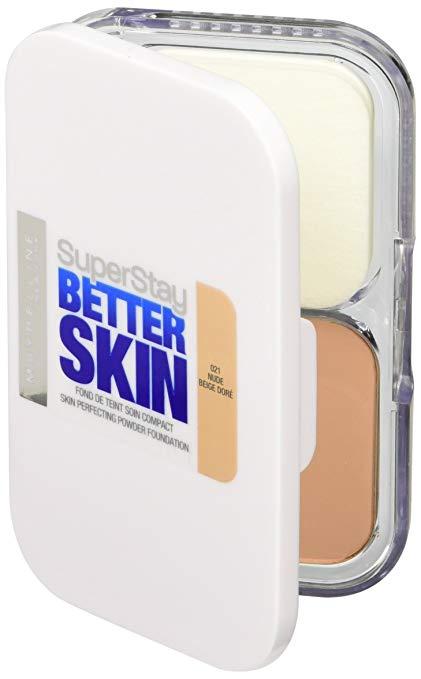 Maybelline Skin Perfecting Powder Foundation